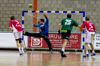 Initia Hasselt - Red Boys Differdange 26:25